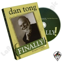Dan Tong: FINALLY! - 50 Years Of Magic Volume 1 DVD