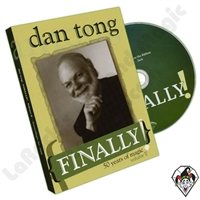 Dan Tong: FINALLY! - 50 Years Of Magic Volume 2 DVD