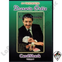 DVD Darwin Ortiz Card Shark Volume 1