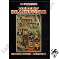 Desert Brainstorm Mental Magic Volume #3 DVD