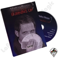 Burning Up by Nathan Kranzo DVD