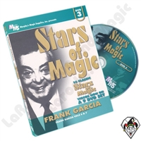Stars Of Magic Volume 3: Frank Garcia DVD