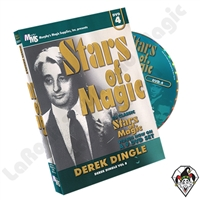 Stars Of Magic Volume 4: Derek Dingle DVD