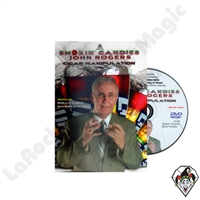 Smokin' Candies Cigar Manipulation by John Rogers DVD