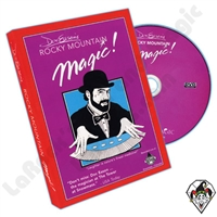 Rocky Mountain Magic by Doc Eason DVD