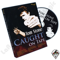Caught on Tape by Tom Stone DVD