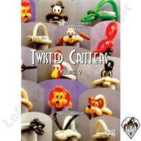 Videos, DVD, & CDs | DVDS | Twisted Critters Volume 2