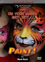 Face-Painting | Makeup Books | Videos | On Your Mark, Get Set.....Paint