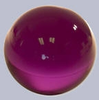 Juggling | Acrylic Balls | Acrylic Balls in Single Colors | Purple