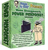 Magic | Sponge Effects | Sponge Magic | Power PickPocket Gimmick