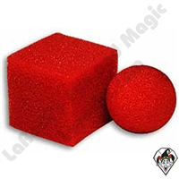 Magic | Sponge Effects | Sponge Magic | Ball & Square Mystery
