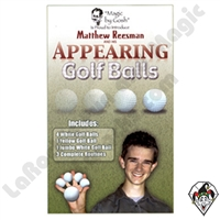 Magic | Ball Magic | Appearing Golf Balls