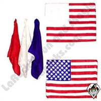 New Stuff | 07-01-13 July 4th ideas | Mis Made Flag Trick | 12x18