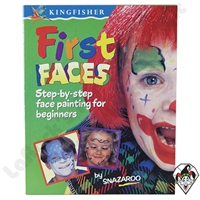 Face-Painting | Makeup Books | First Faces