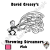 Throw Streamers Pink Cresey