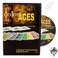 Color Aces DVD