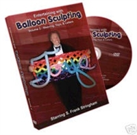 Videos, DVD, & CDs | Balloon Sculpturing Volume 3