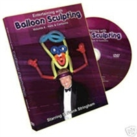 Videos, DVD, & CDs | Balloon Sculpting Volume 4