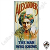 Magic | Posters | Alexander The Man Who Knows