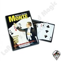 Magic | PACKET TRICKS | Million Dollar Monte With DVD
