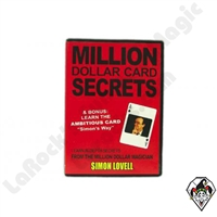 Million Dollar Card Magic DVD