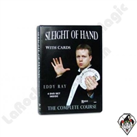 DVD Sleight of Hand with Cards