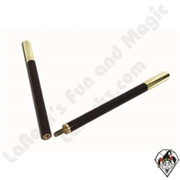 Magic | Wand | Wand Black Brass Tips