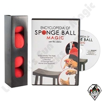 Magic | Sponge Effects | Sponge Balls | Media For Sponge Balls | DVD Encyclopedia of Sponge Balls