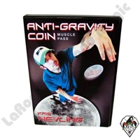 Anti Gravity Coin a.k.a Muscle Pass with Kris Nevling DVD