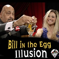Bill In Egg Illusion DVD