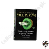 Bill In Kiwi Illusion DVD