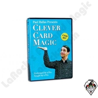 Clever Card Magic DVD