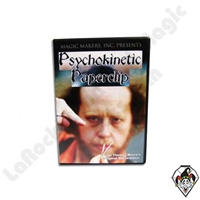 Psychokinetic Paperclip DVD