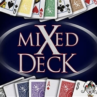 Mixed Deck Bicycle Cards