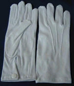 Clowning | Apparel | Gloves | Cotton Gloves With Snap | Small