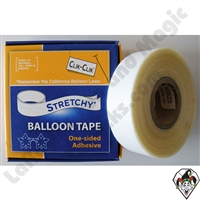 Stretchy Balloon Tape by Clik Clik 25ft