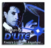 Magic | Thumb Tips | D'lite Blue | Single