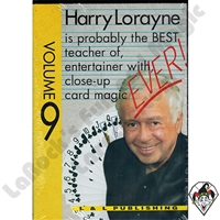 DVD Harry Lorayne Volume #9