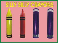 New Stuff | 06-01-12 | Silly Silly Crayons