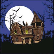 New Stuff | 09-15-11 | 09-01-11 | Halloween Stuff for you | Haunted House 4 Silk Set