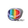 Wolfe 45 Gram Rainbow Face Paint