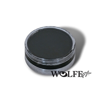 Wolfe 45 Gram Black Face and Body Paint