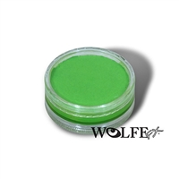Face-Painting | Wolfe | 45 Gram Paints | 45 Gram Essentials | Light Green