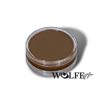Face-Painting | Wolfe | 45 Gram Paints | 45 Gram Essentials | Saddle Brown