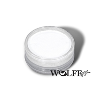 Wolfe 45 Gram White Face and Body Paint Makeup