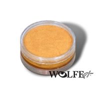 Face-Painting | Wolfe | 45 Gram Paints | 45 Gram Metallix | Gold