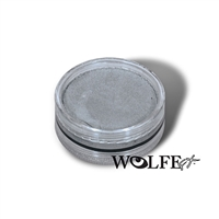 Face-Painting | Wolfe | 45 Gram Paints | 45 Gram Metallix | Silver