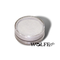 Face-Painting | Wolfe | 45 Gram Paints | 45 Gram Metallix | White