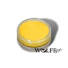 Face-Painting | Wolfe | 45 Gram Paints | 45 Gram Metallix | Yellow