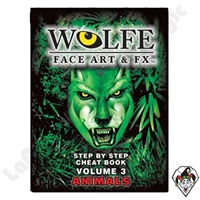 Face-Painting | Wolfe | Books | Assorted Animal Faces